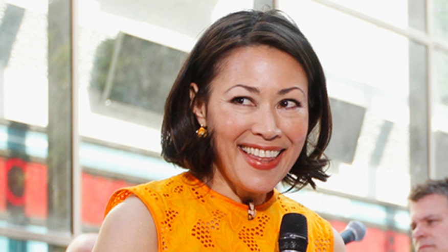 Ann Curry reportedly penning a book