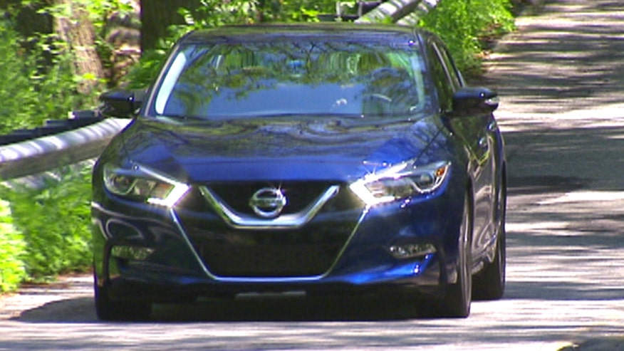 """Is the 2016 Nissan Maxima sporty enough to outrun extinction? Gary Gastelu takes the """"four-door sports car"""" for a spin to find out."""