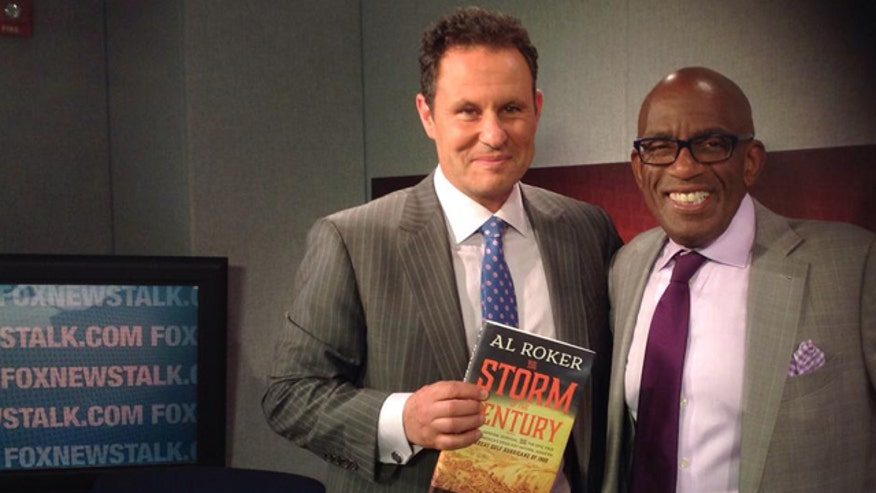 "Legendary weatherman Al Roker talks about his new book ""The Storm of the Century-Tragedy, Heroism, Survival & The Epic True Story of America's Deadliest Natural Disaster: The Great Gulf Hurricane of 1900"""
