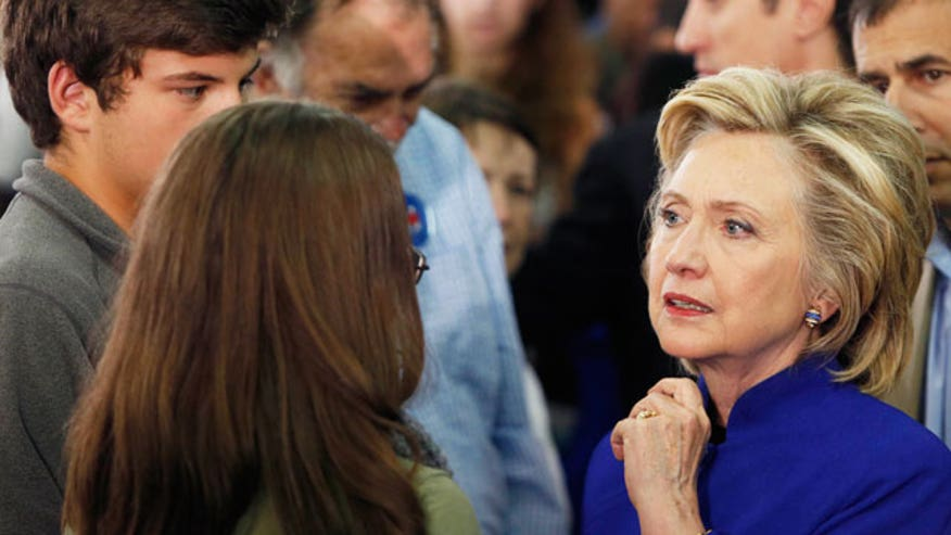 How Clinton's troubles are impacting her campaign on the 'The Kelly File'