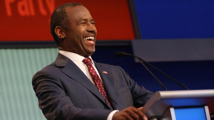 Dr. Ben Carson talks strategy, post-debate poll numbers