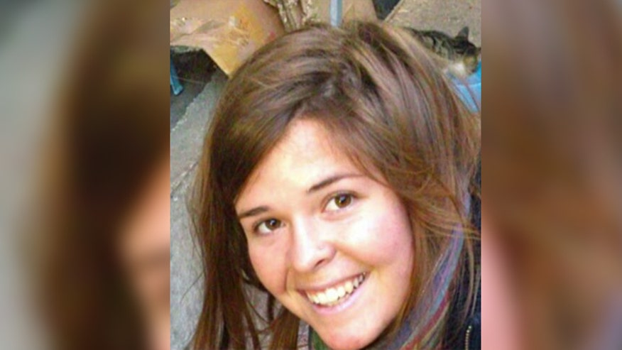 Kayla Mueller was reportedly forced to have sex with ISIS leader Abu Bakr Baghdadi