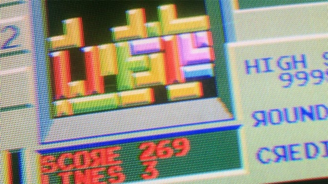 Tetris a game changer for addiction, PTSD?