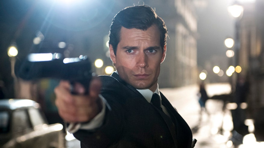 Kevin McCarthy talks with the stars of the summer spy thriller Henry Cavill and Armie Hammer