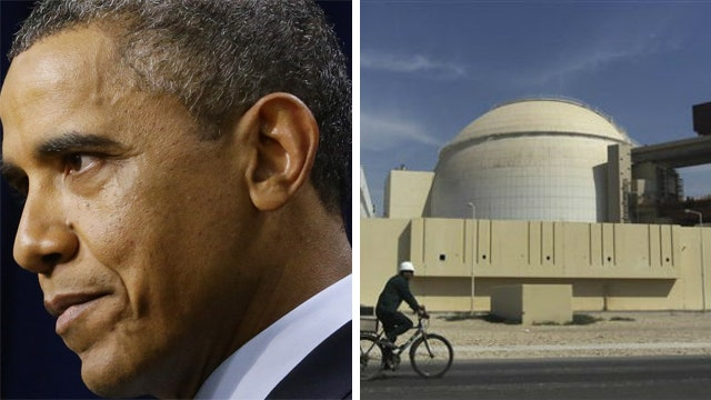 Obama's hope for bipartisan support on Iran deal dims