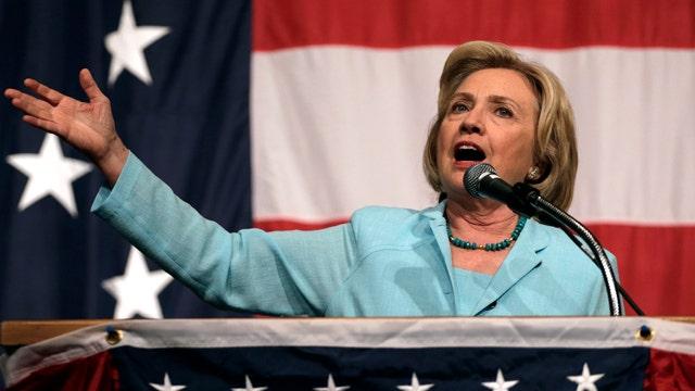 Political Insiders Part 1: Clinton's got (secret) mail!