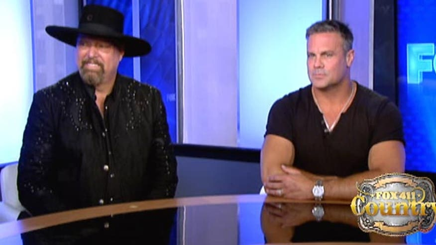 Catching up with Montgomery Gentry
