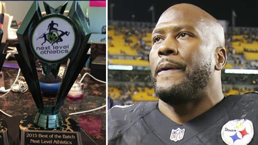 A fair and balanced debate after NFL player James Harrison returns his sons' awards