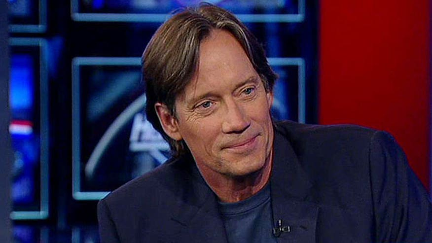 Actor talks 'Gallows Road' on 'Hannity'