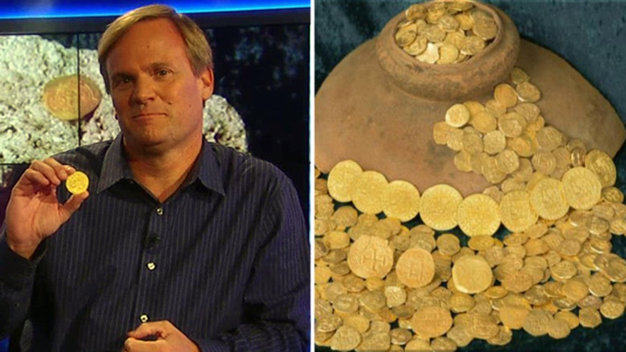 Discovery made on ancient shipwreck on 300th anniversary of sinking