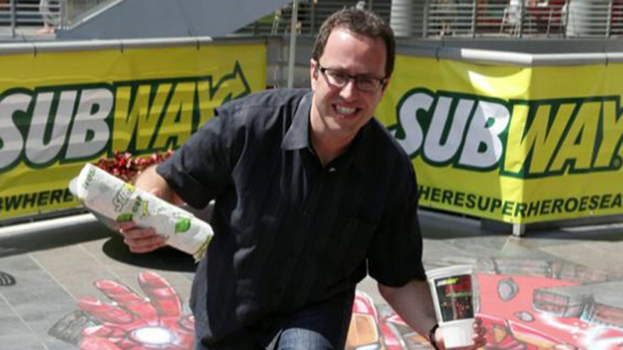 Subway has severed ties with spokesman