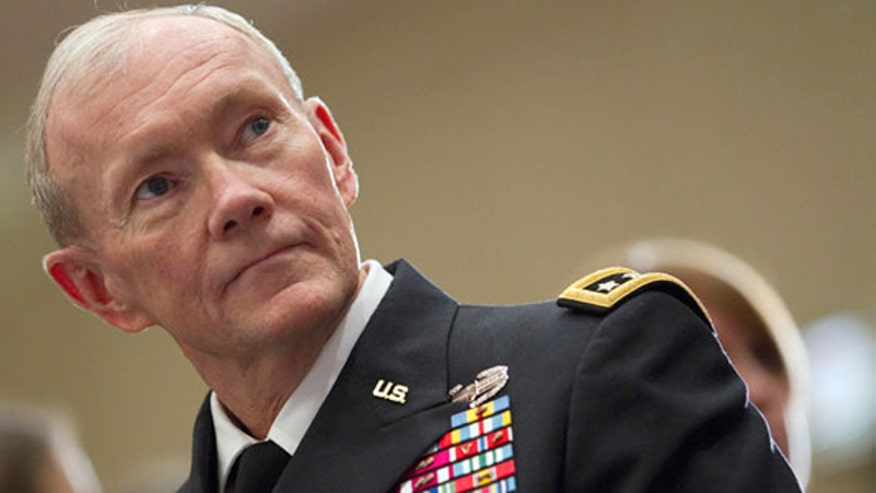 Joint Chiefs chairman trying to manage expectations?