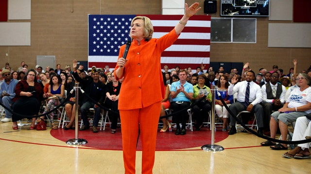Clinton campaign dogged by growing email controversy