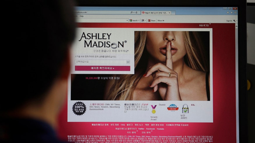 Adultery site data breach may leave some of D.C.'s elite exposed