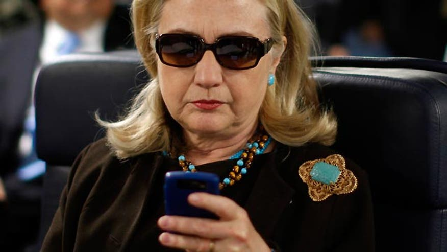 Hillary's aides' phones were also likely destroyed