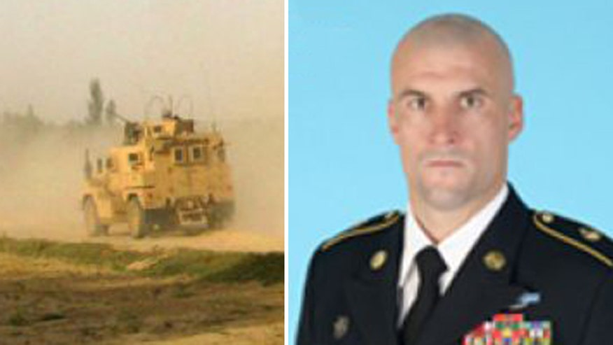 Decorated soldier being kicked out of Army after shoving Afghan police commander accused of raping boy