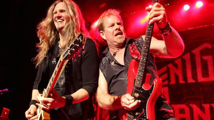 FOX411 Story Behind the Song: Rock band Night Ranger shares the origin story behind their hit 'Sister Christian'