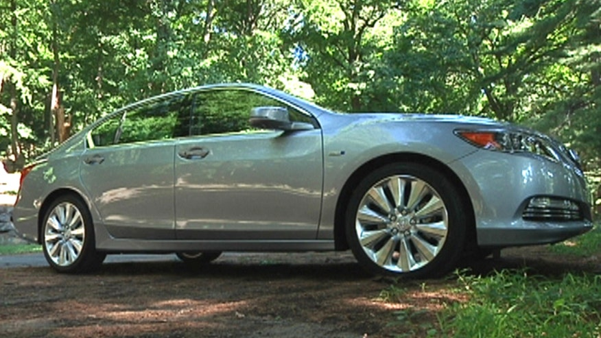 The 2016 Acura RLX Sport Hybrid is more interesting than it looks says Gary Gastelu.