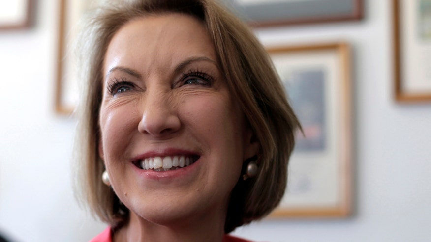 At first dismissed as 'maybe a potential VP', she scored big in the first GOP debate and has been rising in the polls. A political outsider who has given and taken tough shots, GOP candidate Carly Fiorina joins Chris Stirewalt to discuss her 2016 campaign.