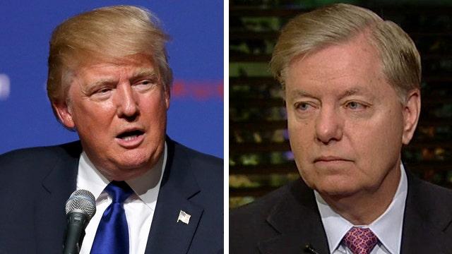 Sen. Lindsey Graham: Trump's policies are shallow, ignorant