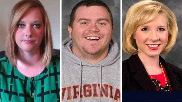 Former colleague of Virginia victims speaks out
