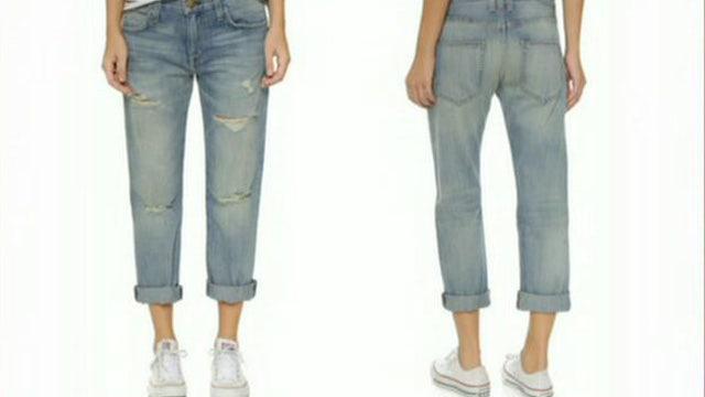 Shillue: 'Boyfriend jeans' are not an affront to women