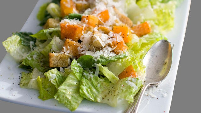 Is salad overrated?