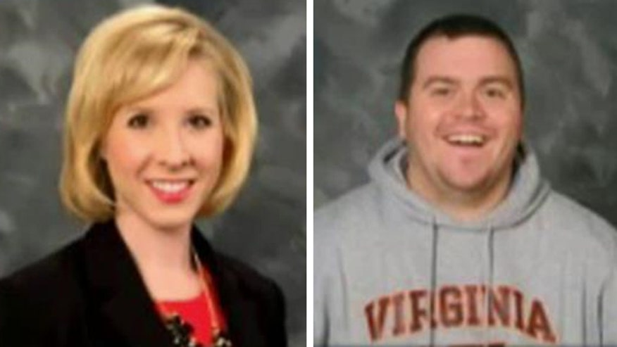 Police on hunt for gunman after WDBJ reporter, cameraman are killed in Moneta