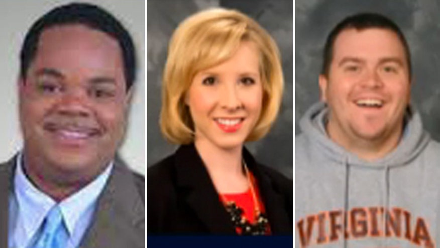 Flanagan reported for WDBJ under the name Bryce Williams