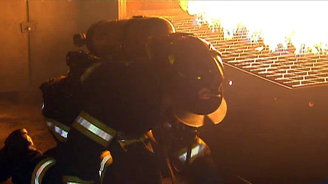Becoming one of New York's Bravest
