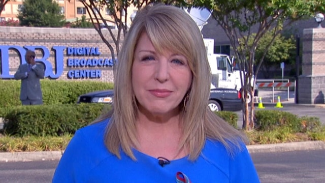 WDBJ anchor: Reality setting in that colleagues are gone