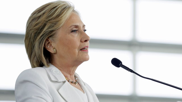 Clinton admits private email use 'wasn't the best choice'