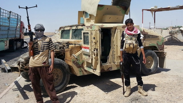 Father-son trio travels to Iraq to fight ISIS