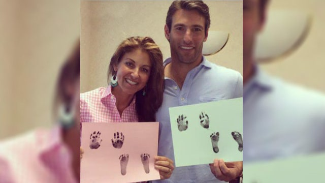 Dylan Lauren admits she was too busy to be pregnant