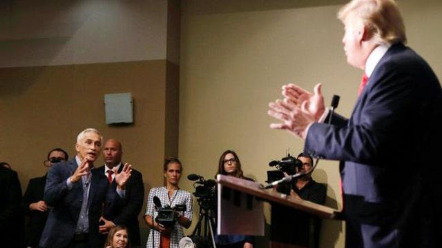 Greta: Ramos-Trump not about press freedom