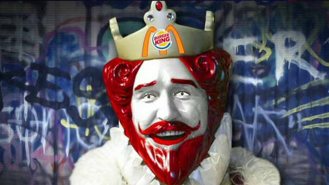 McDonald's rejects Burger King's peace offering