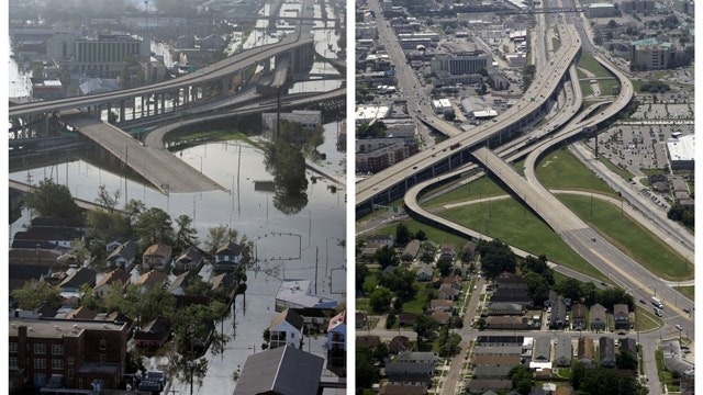 Hurricane Katrina forever changed New Orleans