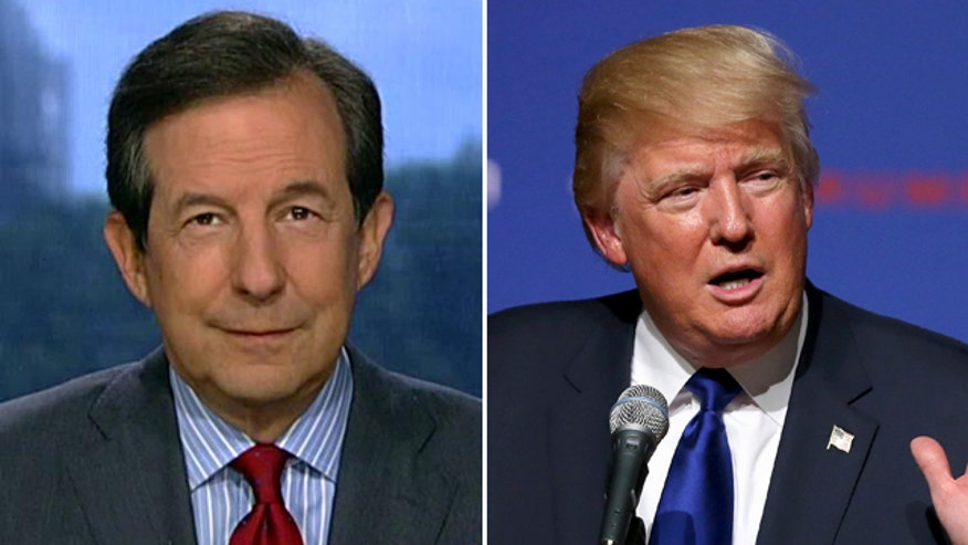 Reaction from 'Fox News Sunday' anchor Chris Wallace