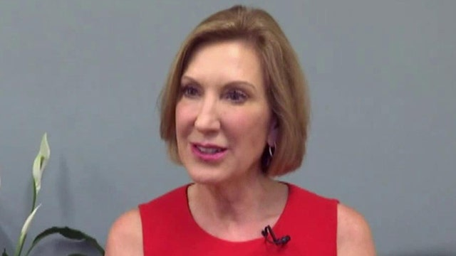 CNN, RNC push back against Carly Fiorina's claims of bias