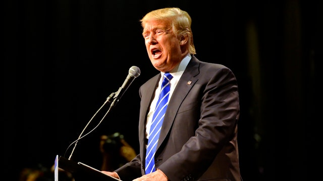 Controversy over Trump's 'silent majority' rallying cry