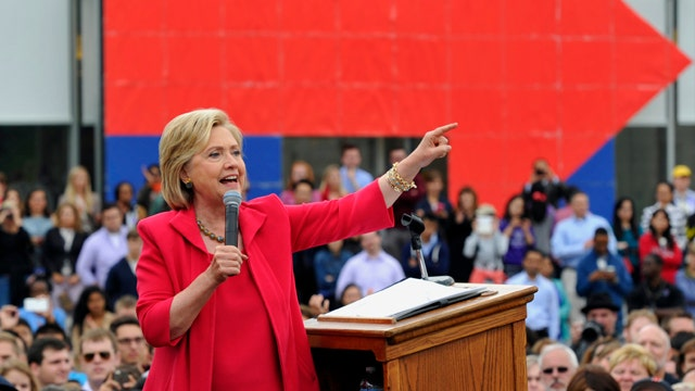 Is Clinton facing an enthusiasm gap?