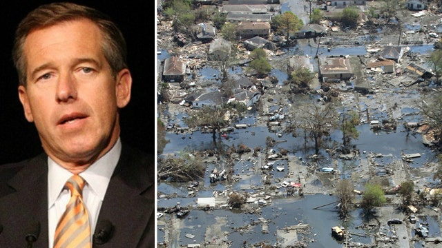 MSNBC reportedly scales back Katrina coverage