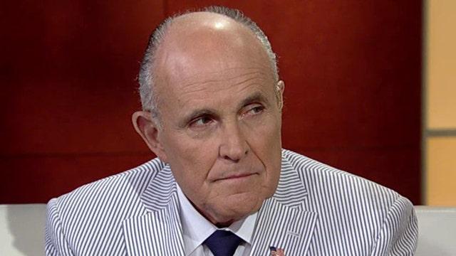 Giuliani slams politicians for exploiting Virginia tragedy