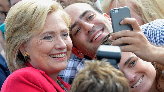 Time for a Hillary Clinton charm offensive?