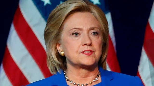 Can Hillary Clinton ease Democratic discontent?