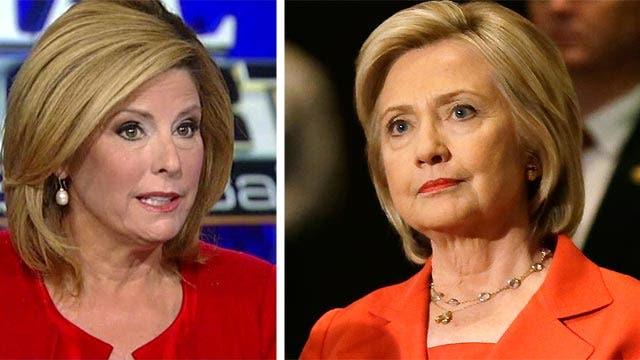"Easton: Clinton's inevitability has ""deja-vu quality"""