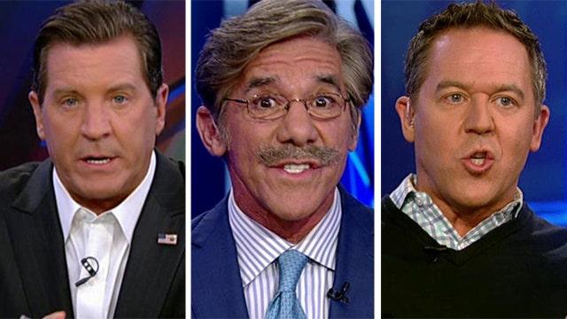 Gun control debate explodes on 'The Five'