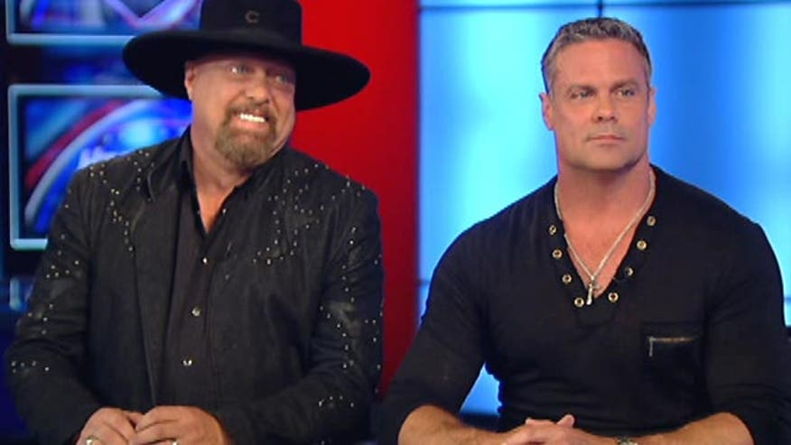 Hit country duo reflects on the project