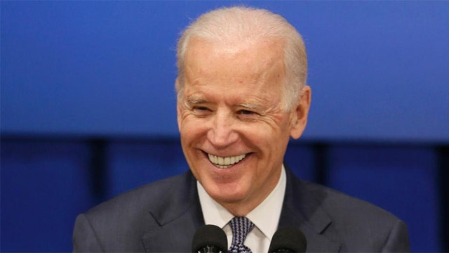Poll: Biden's favorability higher than any current candidate