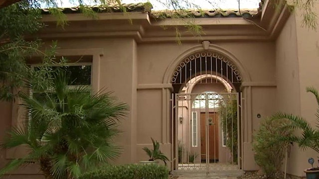 Couple's home left vacant after bank fails to foreclose